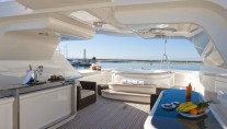 Superyacht MALIBU - Sundeeck Bar